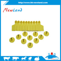 NL601 top selling veterinary equipments plastic animal cattle sheep ear tag