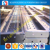 Construction Steel Plank/perforated/Puncched Plank Used For Concrete Slab And Roof