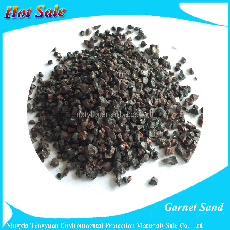 China supplier garnet waterjet cutting 80 mesh
