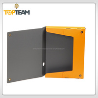 Hot style new product custom stationery file,plastic office file box stationery,plastic file case