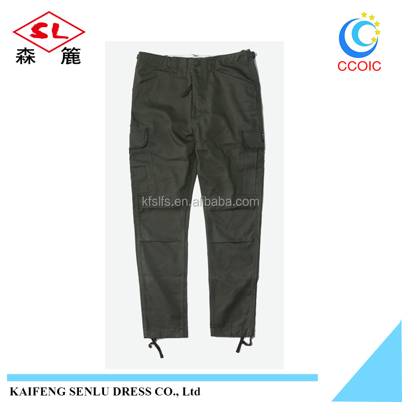 Casual baggy slacks NOT jeans cotton lined sports pants army and black cargo pants