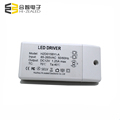 12v 15w ip44 constant voltage led driver 0.5A 0.8A 1A 1.25A LED power supply for led strip lights