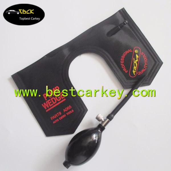 Topbest car locksmith tools for PUMP U air bag in black tools for professional locksmith car airbags for sale