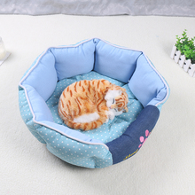 Best hot selling Chinese products soft and comfortable dog bed washable beds