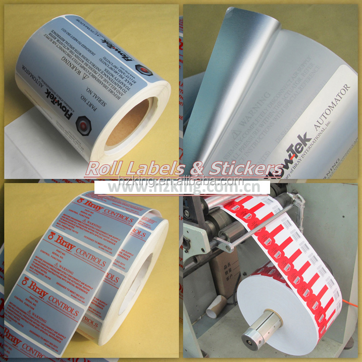 PP ROLL STICKER