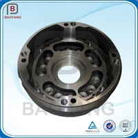 ISO supplier high quality GG20 grey iron casting parts