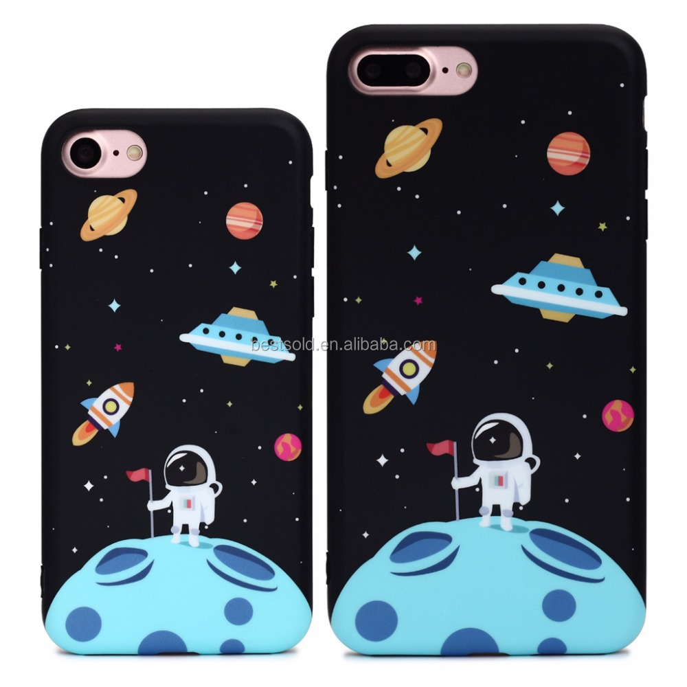 2017 New Fashion Phone Accessory, IMD Slim TPU Phone Case