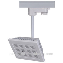 25W 15W LED Indoor Hanging LED Track Lights for Barber Shop Track Lighting Connectors 3 Phase