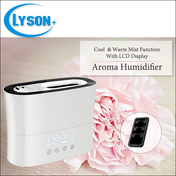 Smart Full Function Remote Control Ultrasonic Aroma Air Humidifier