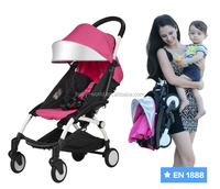 2016 Supper Light Weight yuyu Baby Stroller Compact Fold