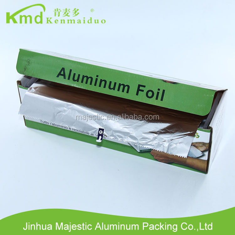 Cheap Good Quality 8011 food packing aluminum foil