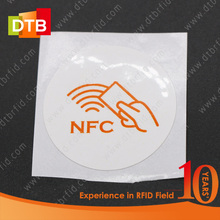 Customized Printing Contactless Passive RFID NFC Tag
