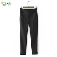 Hot Selling Womens Pencil Trousers Dacron