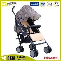 Extendable Umbrella Doll Pram Baby Strollers For Twins
