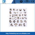 Class 150 304/316 casting threaded pipe fittings from China