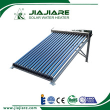 Best Pirce Pressurized Evacuated Tube Wall Mounted Solar Collector for Hot Watetr Heating System