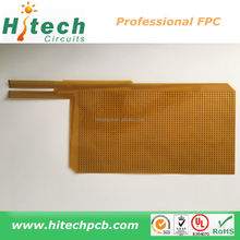 Custom Immersion Gold Flexible PCB FPC Cable Manufacturer From Shenzhen