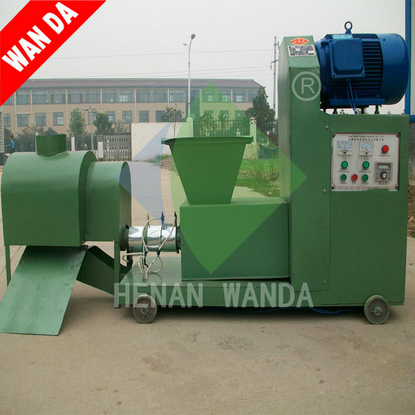 wood / sawdust / rice husk briquette making machine