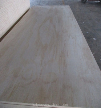 18mm carb p2 glue radiata Pine plywood