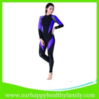 Women's Full Body Warmer Suit Diving Snorkeling Swimming Neoprene Wetsuits