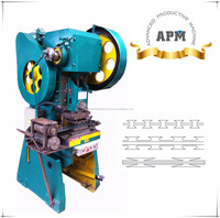 APM-RM Razor Barbed Wire Making Machine and double wire binding machine