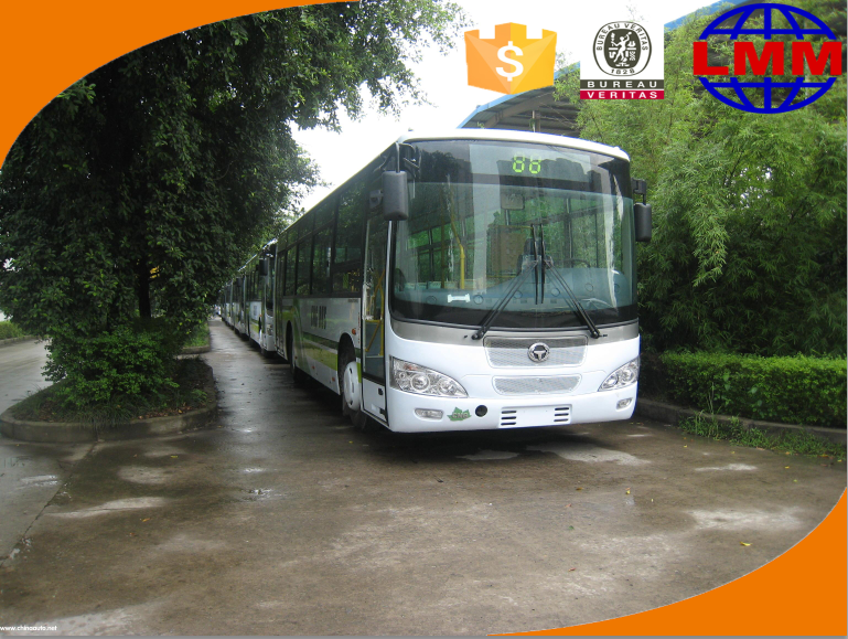 China brand new 50 seats luxury tourist coach bus for sale