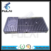 Die casting aluminum parts electronic heat sink