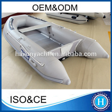 4 person aluminum flat bottom boats for sale (HLL330)