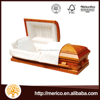 BABYCONE US Style Cheap Wood Veneer Infant Casket For Loved Baby