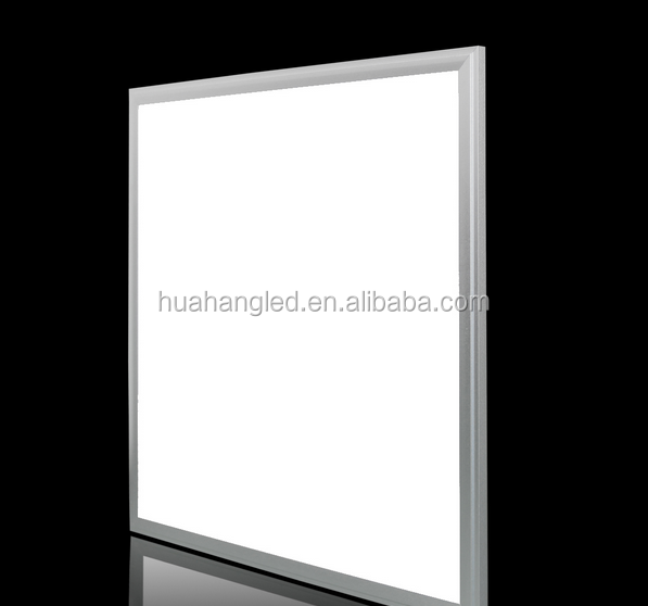 CE RoHS ERP 600x600 36w panel light 60x60 LED flat panel lighting ceiling recessed