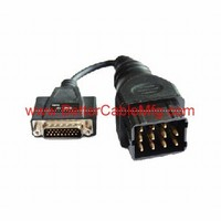 HDB 26 Pin Male to Renault 12 Pin Male Motor Vehicle Cable
