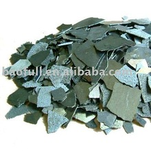 The El Mn Metal Flake ( Manganese )