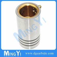 bronze graphite guide bushes, steel bronze alloy bushes, self lubricating guide bushes