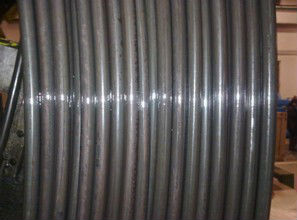 Oil-tempered alloy spring steel wire 55SiCr
