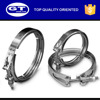 C05 High quality stainless steel hose clamp, Custom V band exhaust hose clamp