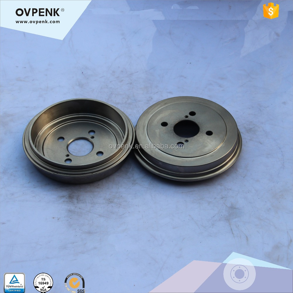 Factory dricet sales Rear Brake Drum for Great Wall Dazzle beautiful/cool bear//mini/elf Auto Spare Parts