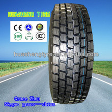 China brand all steel radial truck tire 315 70 22.5 Fronway and Greenway tyre factory