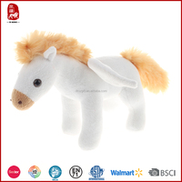 2016 new design customize large plush flying horse wholesale