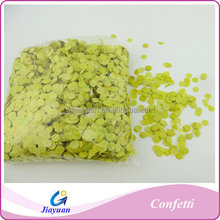 Various Kind of Colored Paper Confetti for Graduation Party Suply