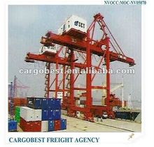 Sea forwarders Cargo from LIANYUNGANG to BAHRAIN
