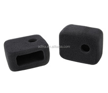 High density foam windproof cover Reduce wind noise for improve micphone for gopro Hero4/4s/3+/3, Go Pro accessories