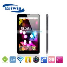 Portable ZX-MD7040 3g gsm tablet mid pc MTK 8312 1.2GHz dual core Bluetooth 4.0