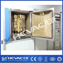 HCVAC Imitation real gold 14K 18K 24K jewelry thin film coating machine,PVD vacuum coating system,vacuum sputtering equipment
