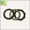 Cost-effective performance of the spark plug CD70 Clutch plate