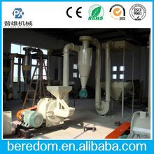 Perfect Running!! Pvc Pipes/Profile Recycling Pulverizer Plant Mill