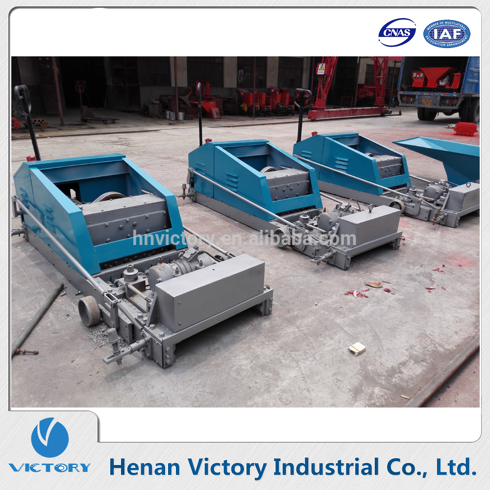 Hydraulic lift system 100*600 Double T wall making machine , forming concrete walls machine