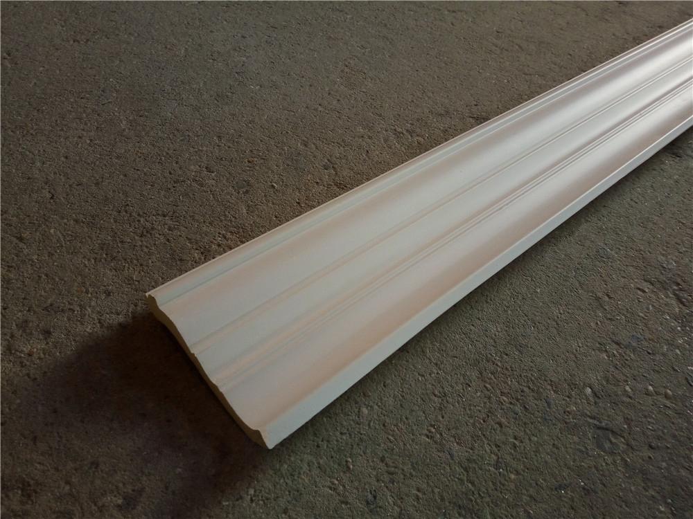 Pu poliuretano molduras de corona con impermeabilizaci n material superficial molduras - Molduras de poliuretano ...