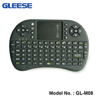 2.4G Mini Wireless Keyboard Air Mouse Combo - Multi-media Portable Handheld - for PC Andriod TV Box Media