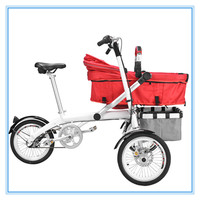 3 Wheels Stroller Factory Supply Hot Sell Baby Pram Tricycle Bike