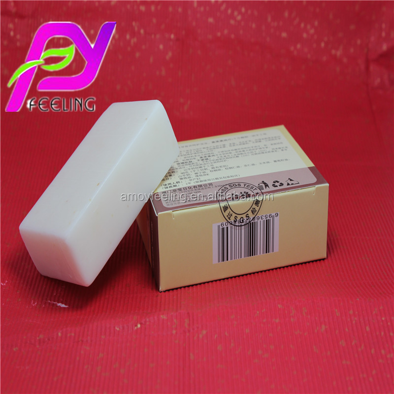 Natural and Pure Baby Skin Whitening bath johnson Soap with Goat Milk Tender Handmade Soap 90g
